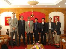 Hợp tác quốc tế- xúc tiến đầu tư thương mại